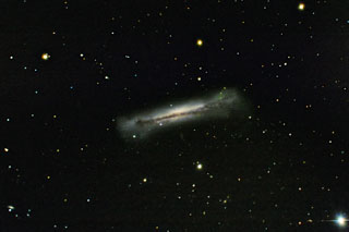 SUPERCEDED-NEWER VERSION AVAILABLE---NGC 3628 - the 3rd Galaxy in the Leo Triplet - May 2011 Version