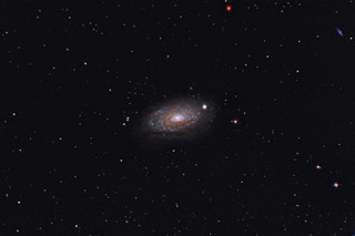 SUPERCEDED-NEWER VERSION AVAILABLE---M63 - the Sunflower Galaxy in Canes Venatici
