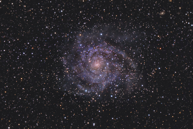 IC 342 - The Hidden Galaxy in Camelopardalis