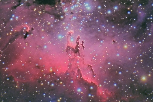 M16's Pillars of Creation