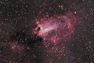 SUPERCEDED-NEWER VERSION AVAILABLE---M17 - The Omega Nebula in Sagittarius
