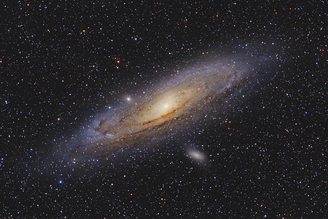 SUPERCEDED-NEWER VERSION AVAILABLE---M31 - The Andromeda Galaxy