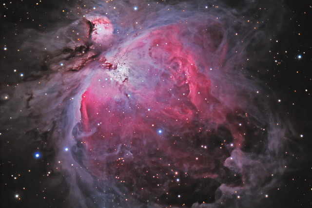 M42 - The Great Nebula in Orion