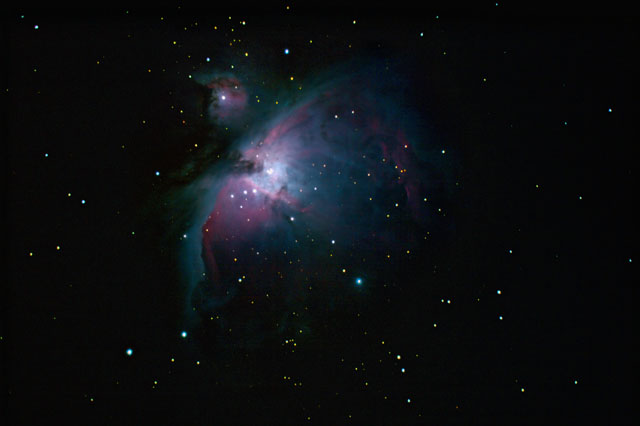 SUPERCEDED-NEWER VERSION AVAILABLE---M42 - The Great Nebula in Orion - February 2011 version