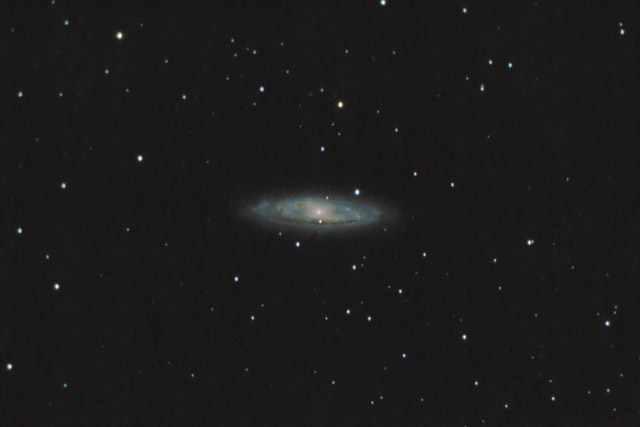 SUPERCEDED-NEWER VERSION AVAILABLE---M65 - Galaxy in Leo