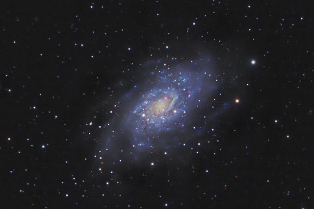 NGC 2403 - A Spiral Galaxy in Camelopardalis