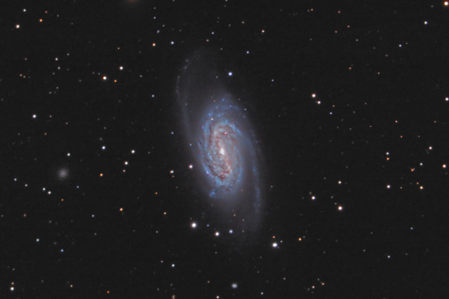 NGC 2903 - A Barred Spiral Galaxy in Leo
