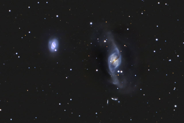 NGC 3718, NGC 3729, and Hickson 56 in Ursa Major
