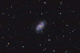 NGC 5248 - A Spiral Galaxy in Bootes