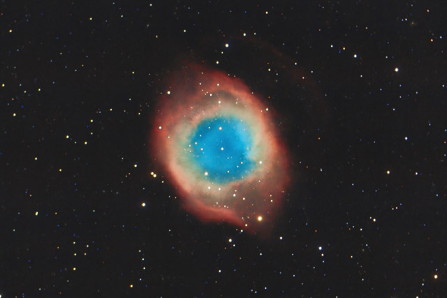 The Helix Nebula - A Planetary Nebula Neighbor