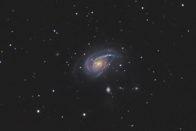 NGC 772 - A Peculiar Galaxy in Aries